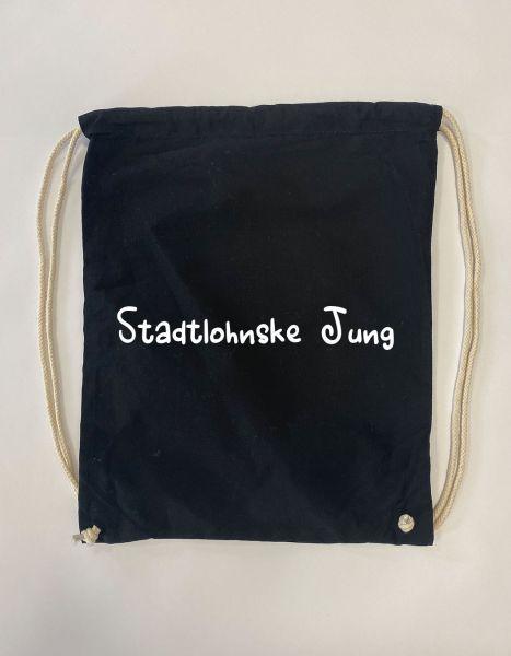 Stadtlohnske Jung | Baumwoll Rucksack | Sportsack