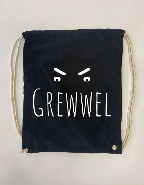 Grewwel | Baumwoll Rucksack | Sportsack