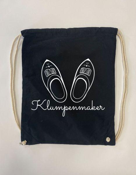 Klumpenmaker | Baumwoll Rucksack | Sportsack