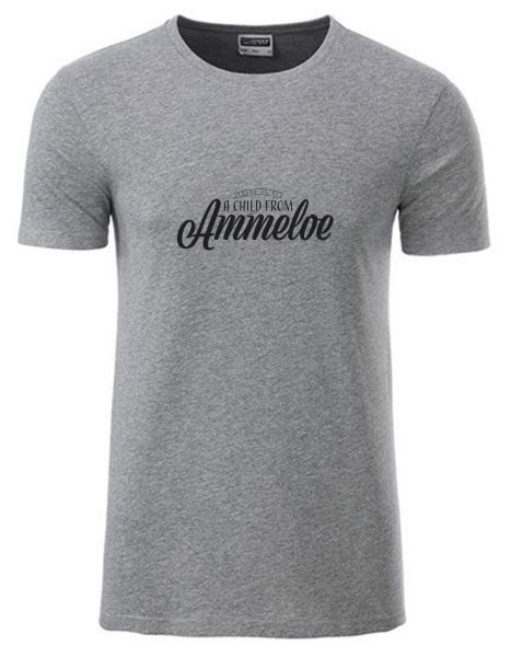 Proud to be a Child from Ammeloe | T-Shirt JUNGE | GREY HEATHER (grau)