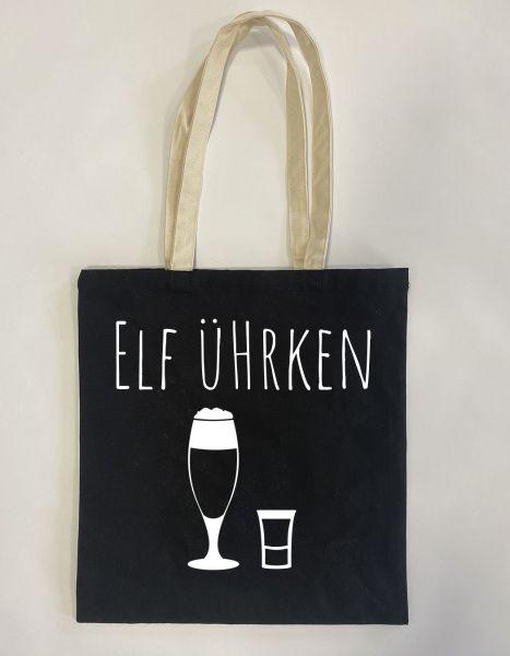 Elf Ührken | Baumwoll Tasche | Einkaufstasche
